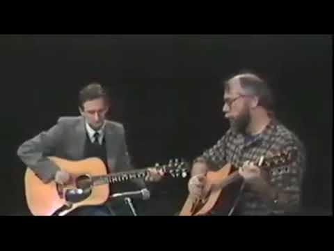 Christmas Carol -- John Fahey and  Terry Robb  -  rare video