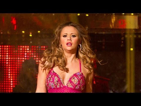 Kimberley Walsh & Pasha Showdance to 'Crazy In Love' - Strictly Come Dancing 2012 Final - BBC One