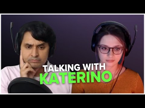 Talking With Katerino | Dr. K Interviews