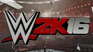 WWE 2K16 WCC Creation Suite Complete Show off