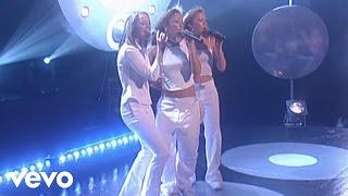 "Atomic Kitten performing ""Eternal Flame"". http://vevo.ly/2y1Oab."