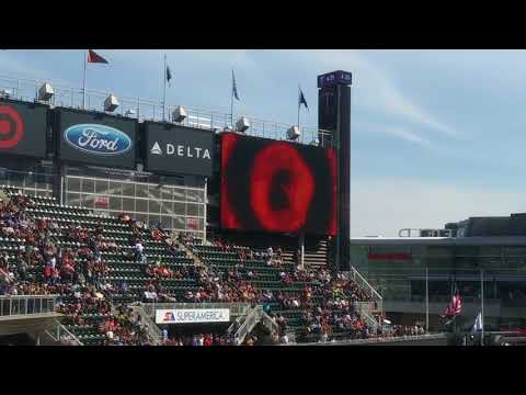 Fernando Rodney Intro: Target Field 5/20/18