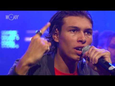 Youtube: GEORGIO –«Bleu noir» (version #MouvLiveShow)