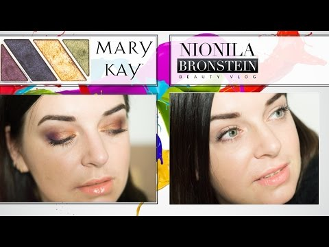 Mary Kay видео - мастер класс по макияжу с косметикой Мери