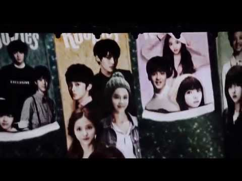 SMTOWN IN TAIWAN Artist introduce VCR