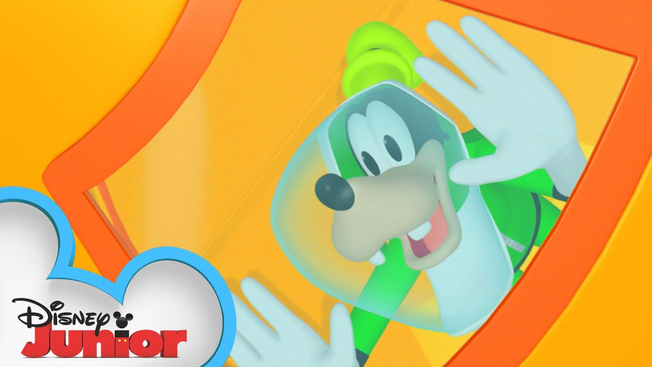 Saving Goofy from Mars 🚀| Mickey Mornings | Mickey Mouse Clubhouse | Disney Junior