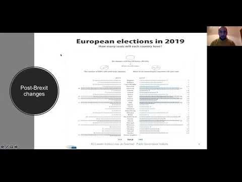 Webinar  European Parliament