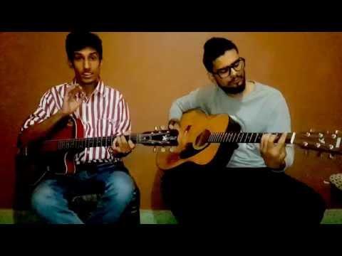 Ud Jaa Kaale Kawan   Unplugged   Guitar Cover   By   Kashish Satija and Aman Dembla