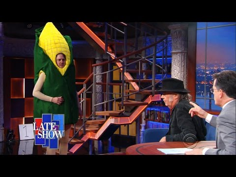 Neil Young Has No Sympathy For GMO Corn