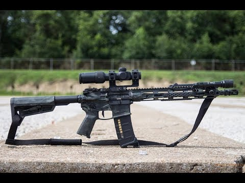 Modern Outfitters MC6 AR-15 in Black Multicam