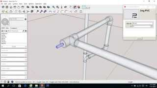 MEP design with DCs Sketchup