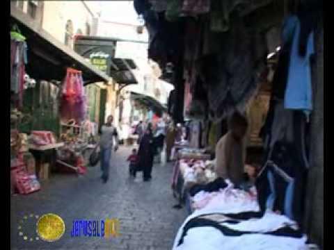 Christian Quarter Accessible Tour | סיורים בירושלים-סיור מונגש בדרך הייסורים