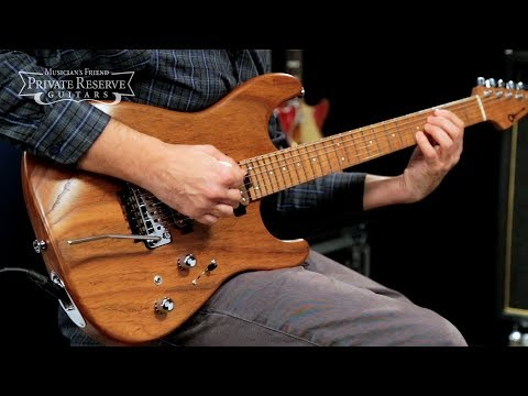Charvel Caramelized Ash HSH Guthrie Govan Signature Electric Guitar