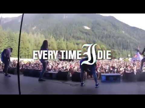 Every Time I Die live @ Greenfield Festival 2017