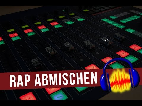 Rap aufnehmen/ bearbeiten: AudaCity