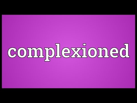 Header of complexioned