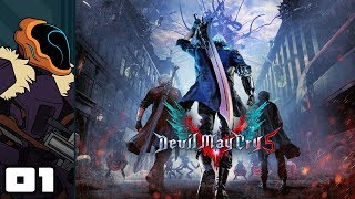 Let's Play Devil May Cry 5 - PC Gameplay Part 1 - I Want My Arm Back!