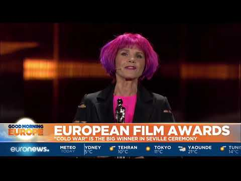 European Film Awards: 'Cold War' is the big winner in Seville ceremony | #GME