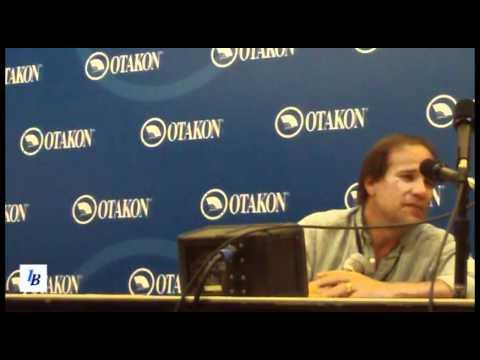 Tony Oliver Q&A at Otakon 2011