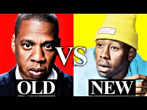 Old School Rap Vs. New School Rap (Part 8)