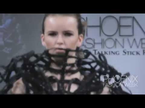 Rocky Gathercole at Phoenix Fashion Week 2015