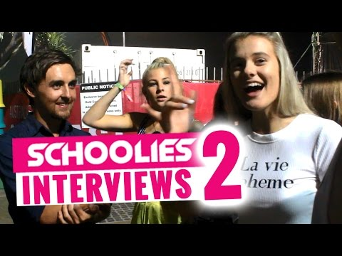 SCHOOLIES Interviews 2 (ThatsSoNathan)