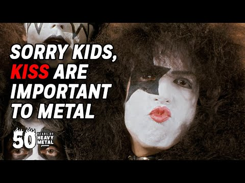 Sorry Kids, KISS Are Important to Metal