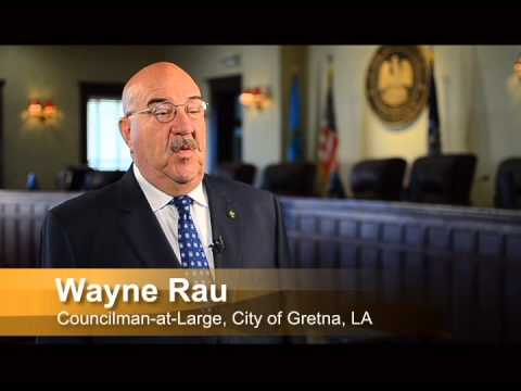 Communities of Distinction presents City of Gretna, LA