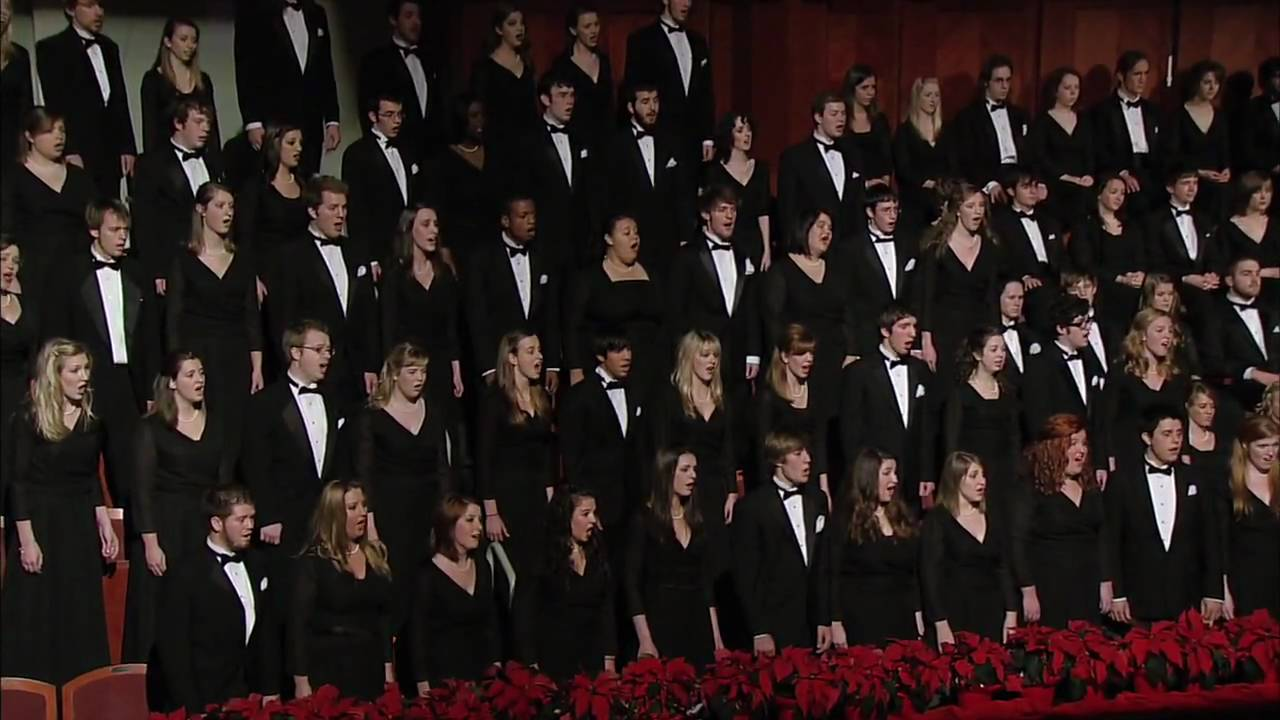 Chanticleer Carol | Christmas at Belmont 2009 | NP
