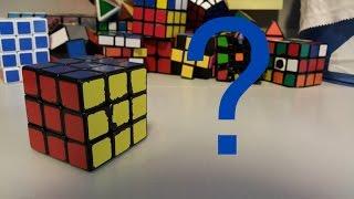 zeka küpü (Rubik küp) nasıl çözülür? (Bölüm 1) - Misencan