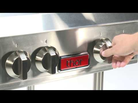 Thor Gas Hot Plates From Nisbets