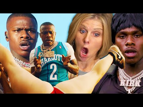 Mom Reacts to DaBaby - BOP on Broadway (Hip Hop Musical)
