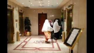 Umrah with Rahat - Makkah Deluxe Hotel Al Ansar  May 2013