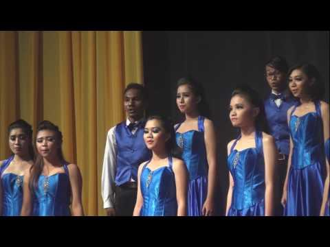O Magnum Mysterium (Javier Busto) - Bahana Suara Merdeka Choir
