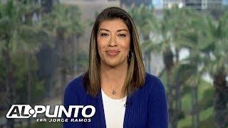 """¿Por qué Lucy Flores se sintió tan """"incómoda"""" con Joe Biden y qué espera lograr al hablar años despu"""