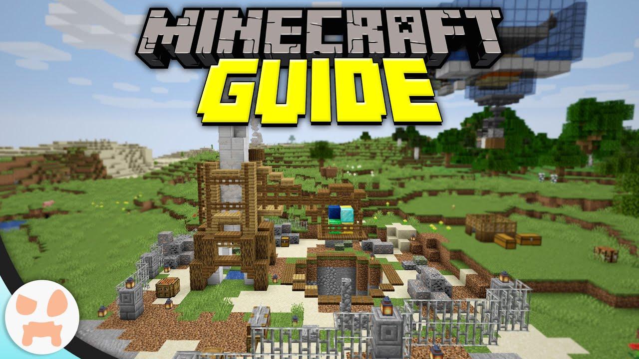 Fancy Mining Quarry Minecraft Guide Episode 54 (Minecraft 1 15