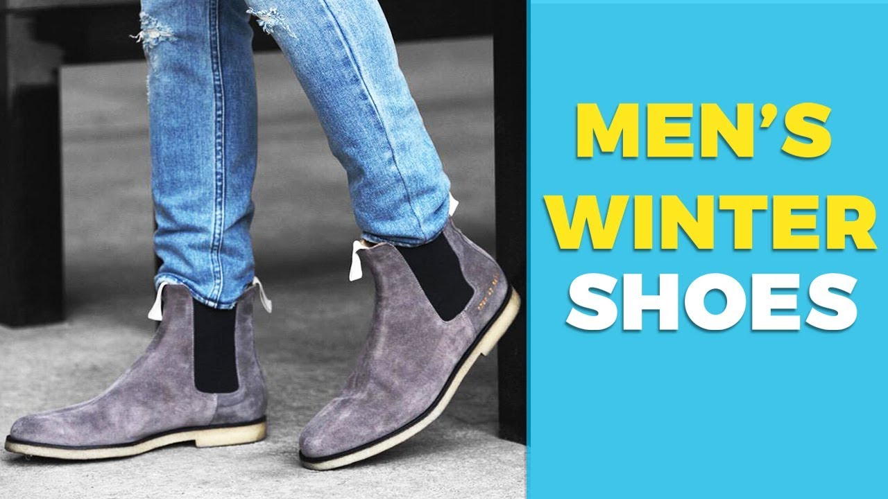 Best Winter Shoes   Alex Costa - YouTube