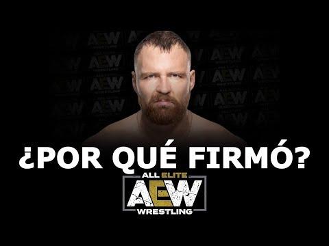 ¿Por qué Dean Ambrose firmó con All Elite Wrestling?