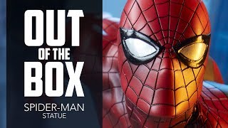 Unboxing the Spider-Man Statue - Sideshow Collectibles