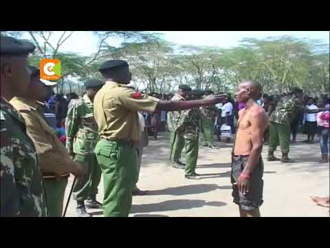 KDF recruitment starts tomorrow