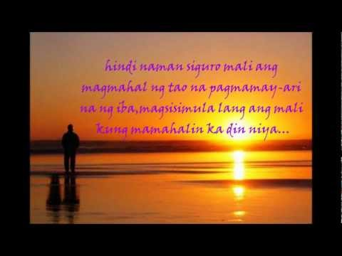 ♫Sana Ikaw by Erik Santos w/ quotations♫