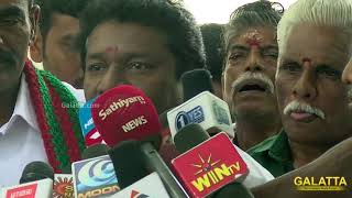 Karunas on releasing prisoners and Rajiv Gandhi assassination accused
