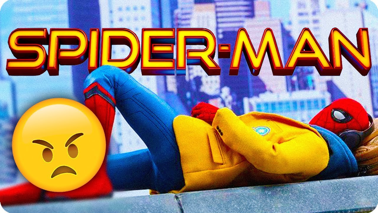HERE'S WHAT RUINED SPIDER-MAN: HOMECOMING... (SPOILERS) - WHO'S EXCITED TO LISTEN TO ME SHIT ON THIS UNIVERSALLY LOVED MOVIE FOR TWO HOURS??? Kidding!! There's plenty to like in Spider-Man: Homecoming, and I was lookin