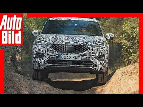 seat tarraco 2018 erste fahrt review test youtube. Black Bedroom Furniture Sets. Home Design Ideas