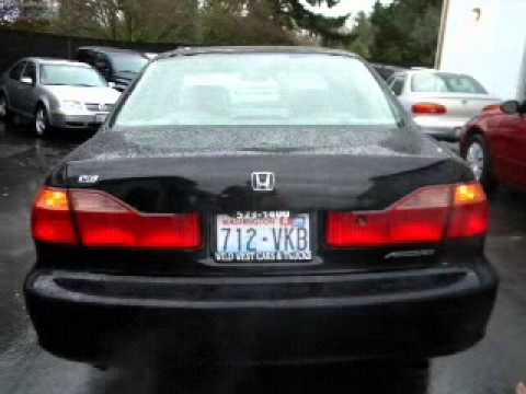 2000 Honda Accord - Seattle WA