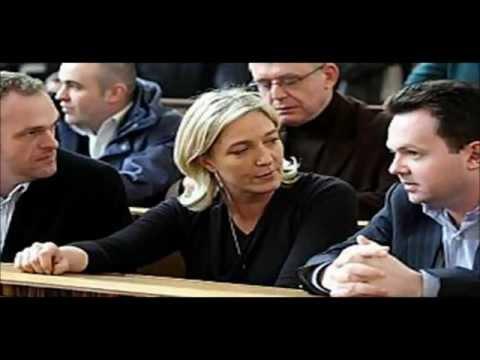 Marine Le Pen Piégée ! A son insu Enregistré le FN va perdre en 2017 ! MEDIAPART.FR