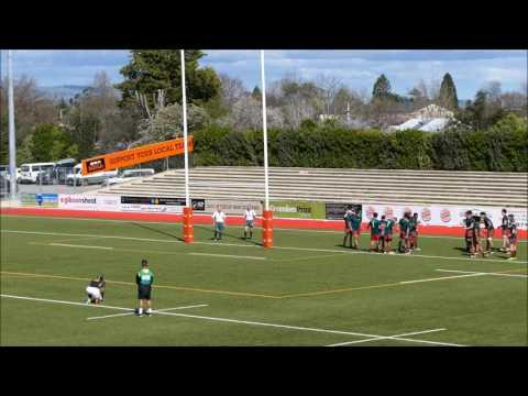 Wairarapa Bush U18 vs Wellington Under 16