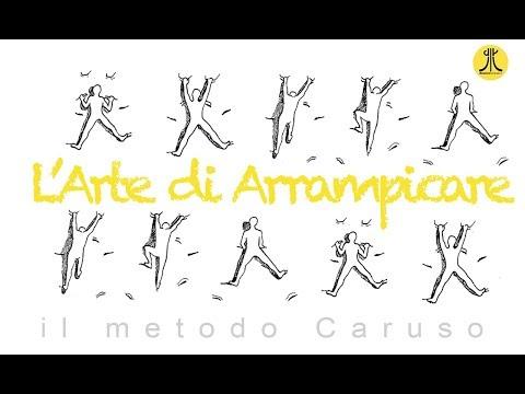 Climbing L'arte Di Arrampicare   Il Metodo Caruso