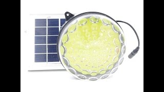 ROXY 2.0 Solar Shed Light - Multipurpose