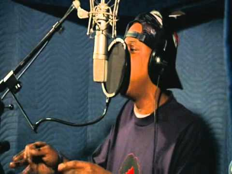 JayZ recording vocals for Jigga What  Faint Collision Course